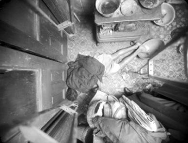 Bessie Weils alias Dumont Crime Scene April 2, 1917